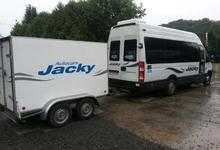 Autocar Jacky - Autocar de 19 places